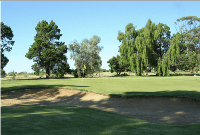 Golfing Homes Loxton Golf Club South Australia