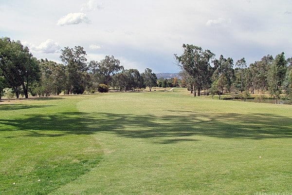 Golfing Homes Wodonga Golf Club