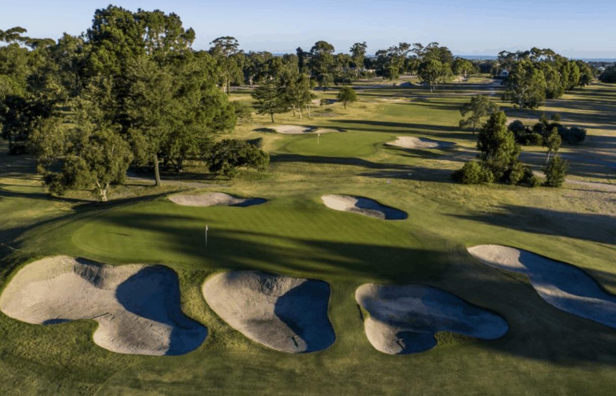 Golfing Homes Yarra Yarra Golf Club Victoria