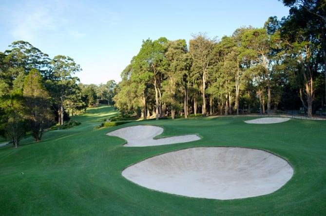Golfing Homes Killara Golf Club Sydney NSW