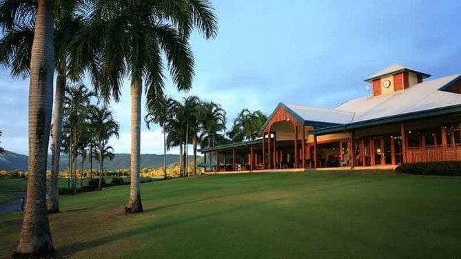 Golfing Homes Palmer Sea Reef Golf Course Port Douglas Queensland