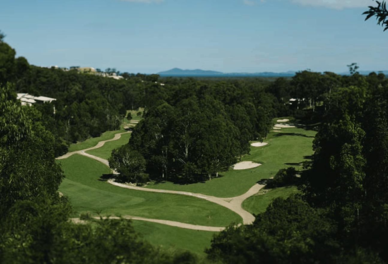 Golfing Homes Tallwoods Golf Club NSW