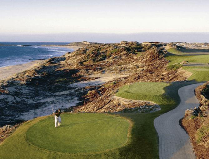 Golfing Homes The Cut Golf Club Western Australia