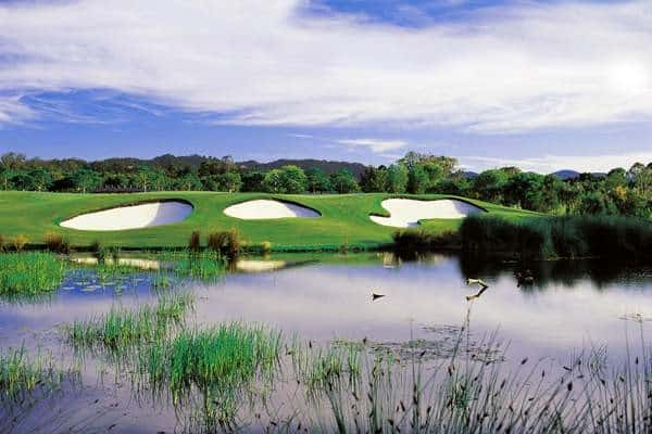 golfing homes the glades Golf & Spa