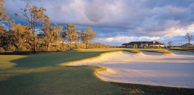 Golfing Homes Pelican Waters Golf Club Sunshine Coast Queensland