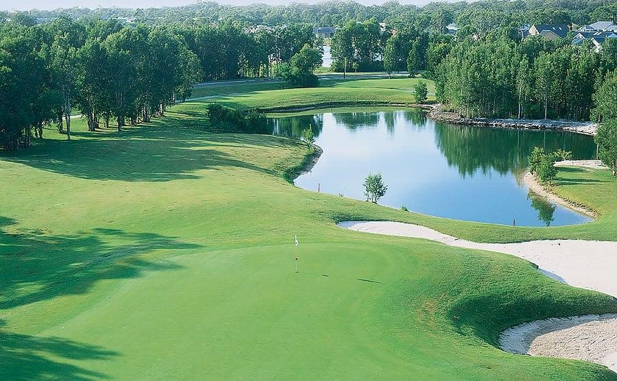 Golfing Homes Horizons Golf Resort Salamander Bay