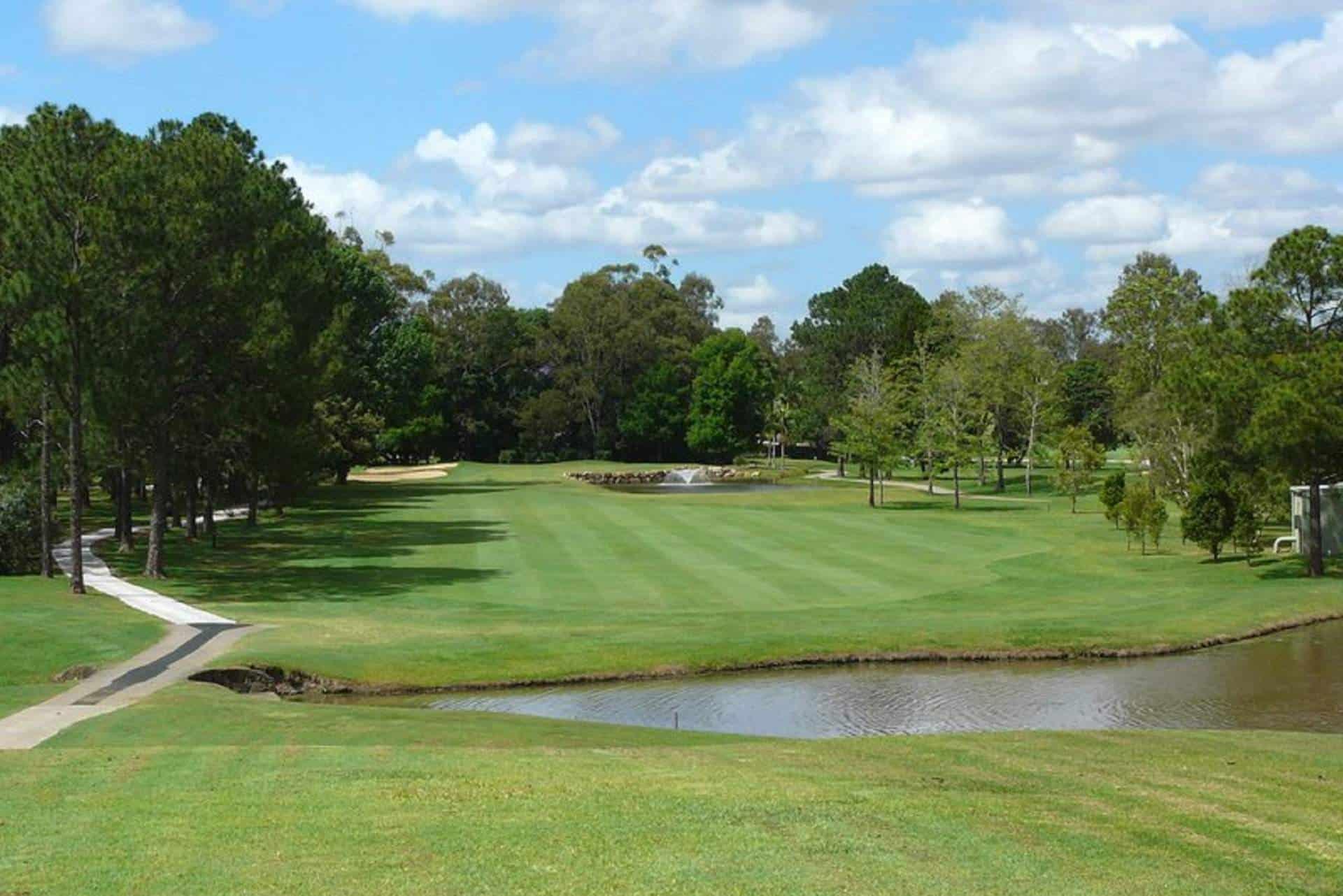 Golfing Homes Pacific Golf Club