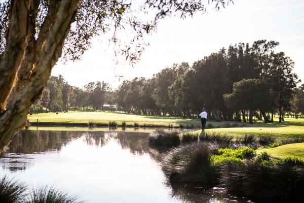 Golfing Homes Cronulla Golf Club