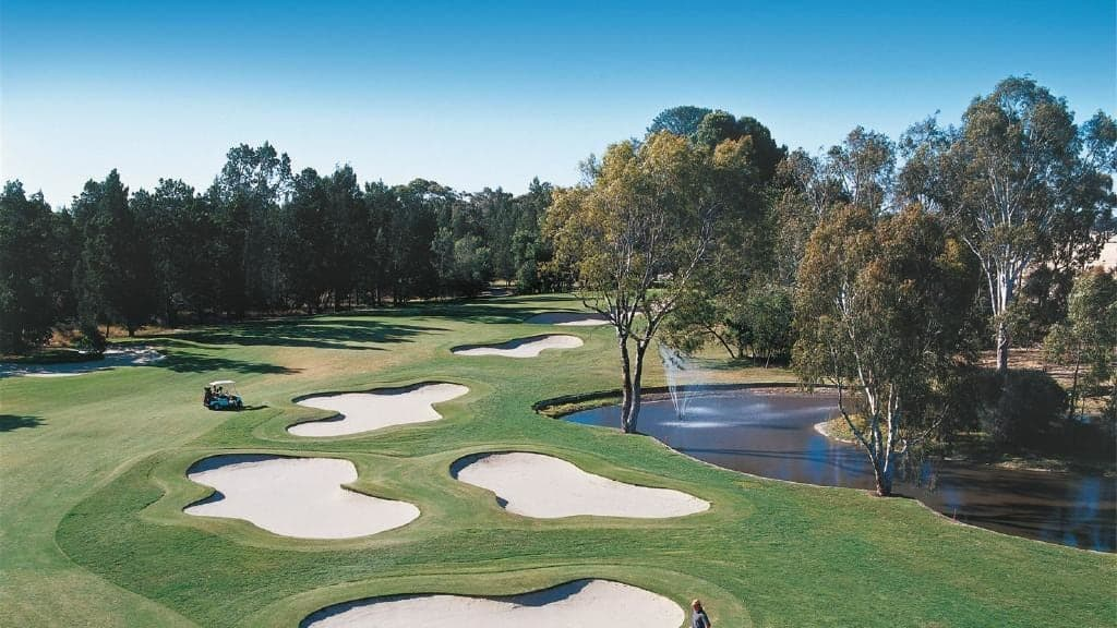 Golfing Homes Horsham Golf Club Victoria