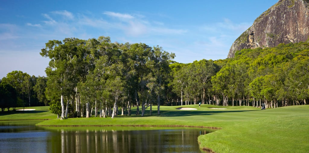 Golfing Homes Palmer Coolum Golf Resort Sunshine Coast Queensland