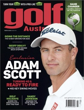 Golfing Homes Golf Australia Magazine March 2020