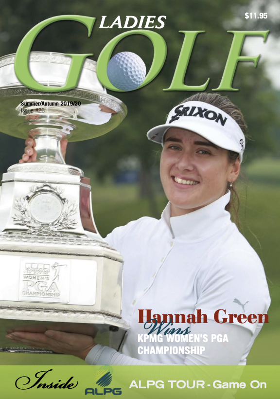 Ladies In Golf Magazine January 2020