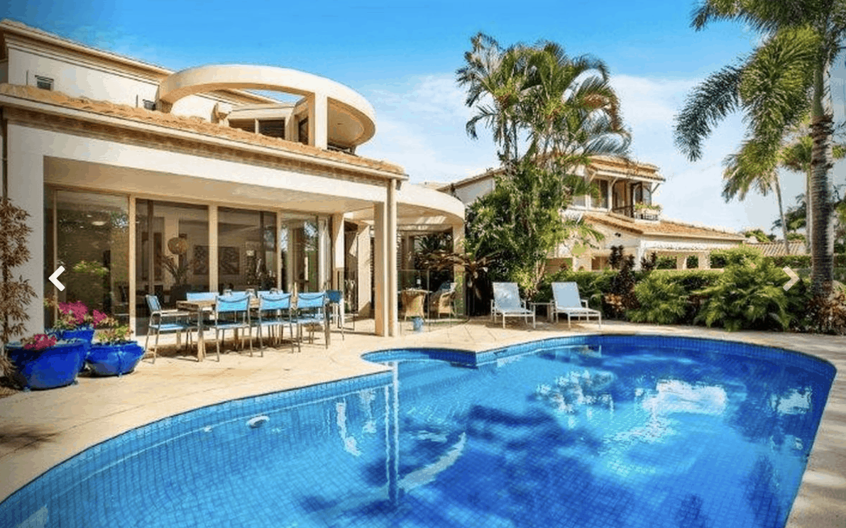 Golfing Homes Noosa Springs Golf Resort Sunshine Coast Queensland home for sale